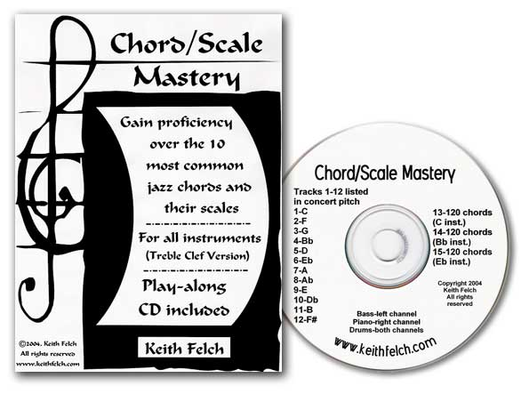 Chord Scale Mastery