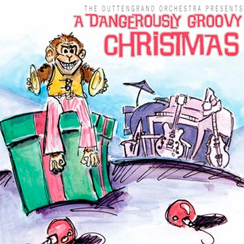 A Dangerously Groove Christmas CD